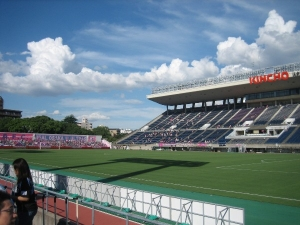 KINCHO Stadium, saka (Osaka)
