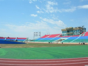 Stadion 20-letie Nezavisimosti, Khujand