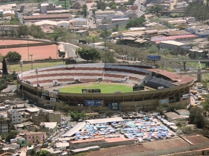 Estadio Tiburcio Caras Andino