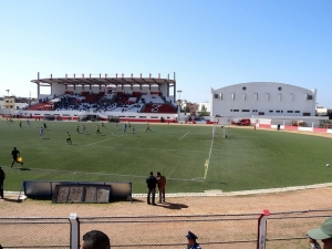 Stade Boubker Ammar, Sal