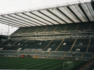 St. James' Park, Newcastle-upon-Tyne