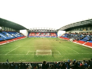 The DW Stadium, Wigan