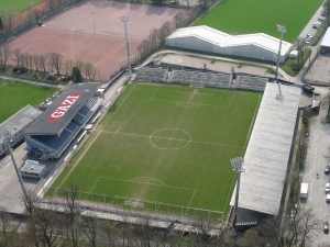 GAZ-Stadion auf der Waldau