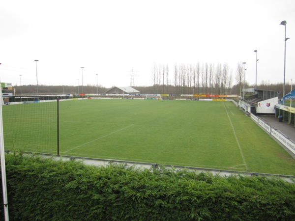 Sportpark Tanthof-Zuid (Vitesse), Delft
