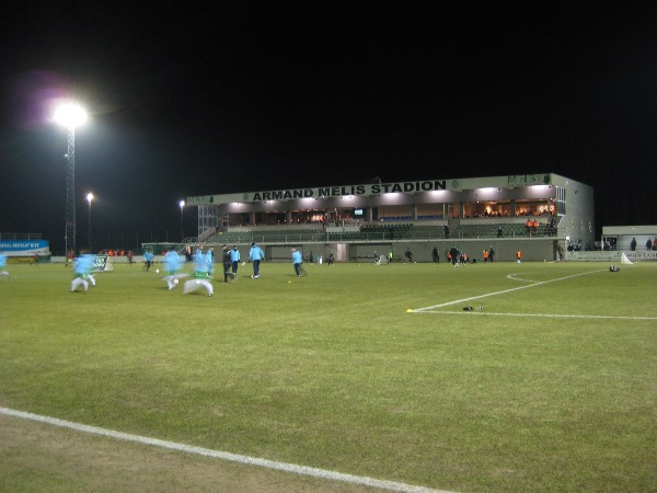 Armand Melis Stadion, Dessel