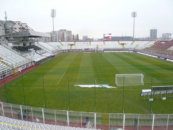 Stadionul Valentin Stnescu, Bucureti