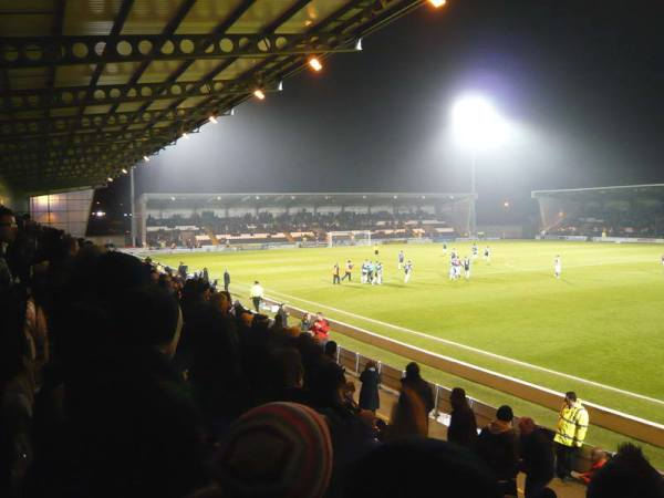 St. Mirren Park (Greenhill Road), Paisley
