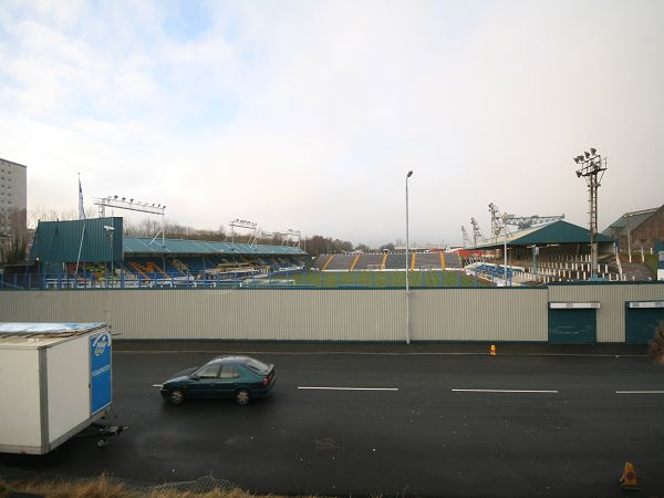 Cappielow Park, Greenock