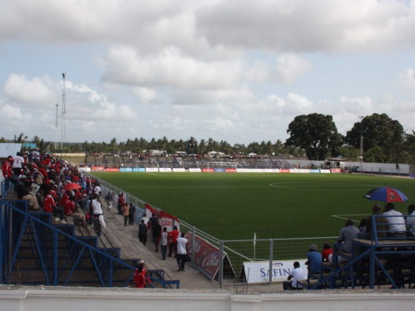 Chamazi Stadium, Mbagala