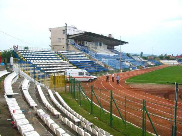Stadionul Municipal Tudor Vladimirescu, Trgu Jiu