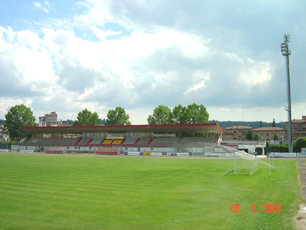 Stadio Stefano Lotti, Poggibonsi