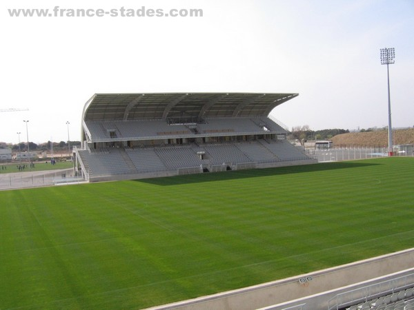 Stade Parsemain, Fos-sur-Mer
