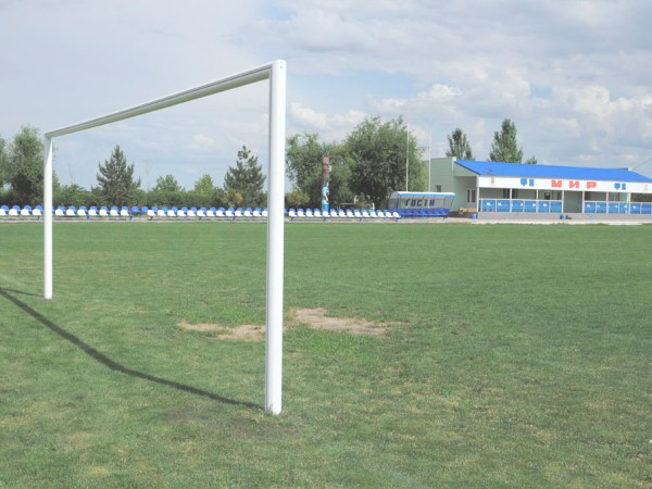 Stadion Zatys, Hornostayivka