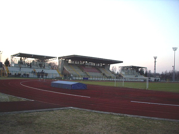 Stadio Citt di Meda, Meda
