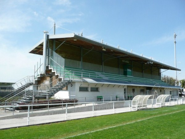 Stade Paul Robbe 1, Pontarlier