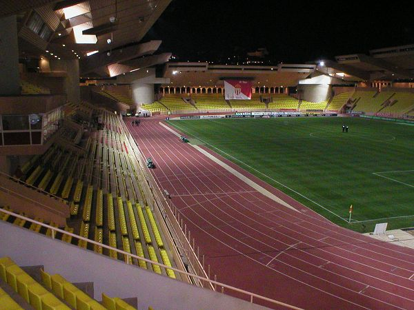 Stade Louis II., Monaco