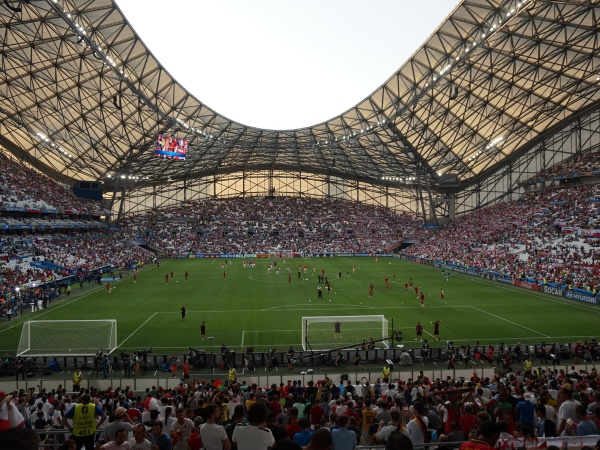 Stade Vlodrome, Marseille