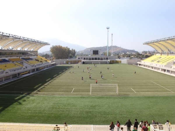Estadio Bicentenario Lucio Faria, Quillota