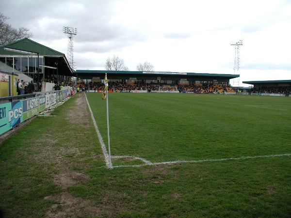Plainmoor Ground, Torquay, Devon