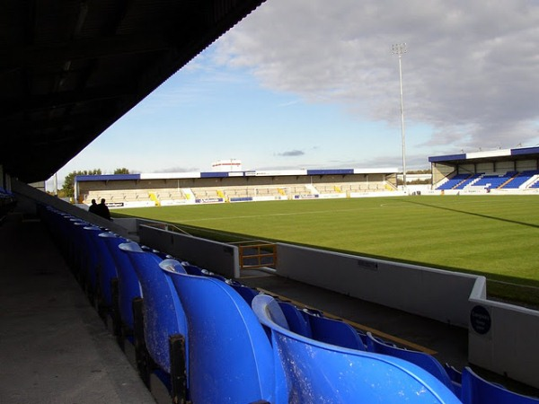 Exacta Stadium, Chester, Cheshire