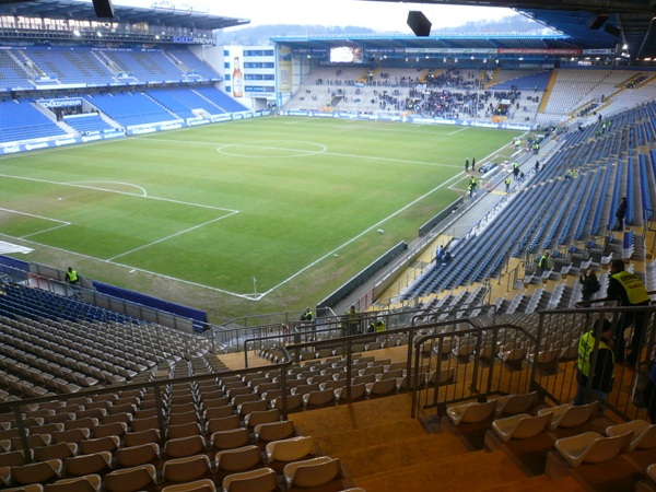 Dsc Arminia Bielefeld Stadion