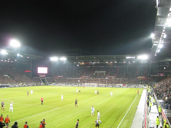 Millerntor-Stadion, Hamburg