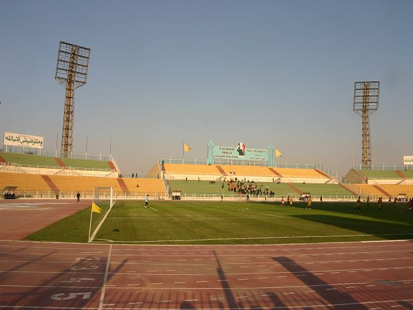 Arab Contractors Stadium (Osman Ahmed Osman Stadium), al-Qhirah (Cairo)
