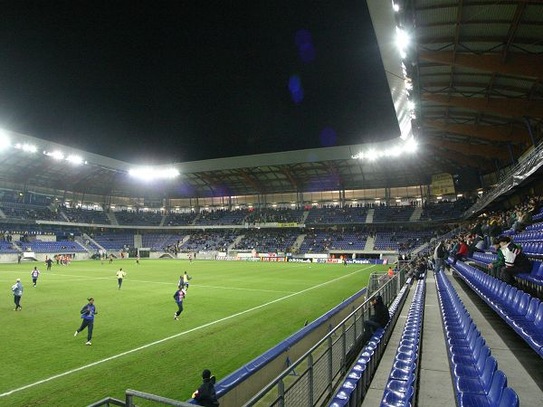 Stade Auguste-Bonal, Montbliard