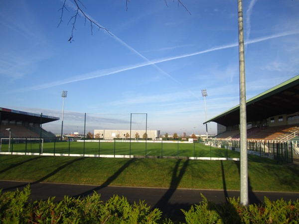 Stade Pierre Brisson, Beauvais