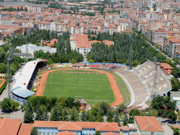 Eskiehir Atatrk Stadyumu, Eskiehir
