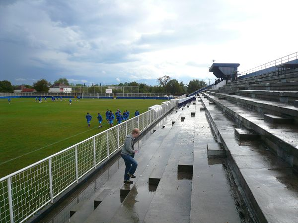 Stadion Trenjica, Golubovci