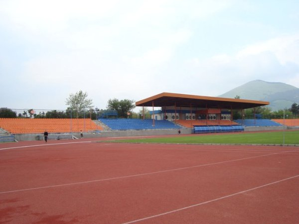 Stadion Hadzhi Dimitar, Sliven