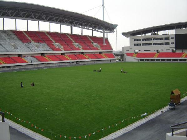 Jinshan Soccer Stadium, Shanghai