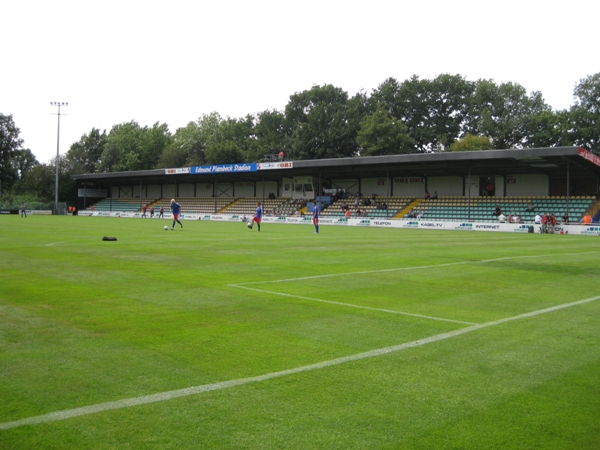 Edmund-Plambeck-Stadion, Norderstedt