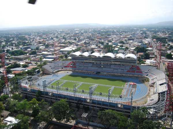 Estadio Rafael Agustn Tovar, Barinas