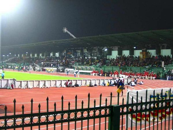 Port Said Stadium, Br Sad (Port Said)