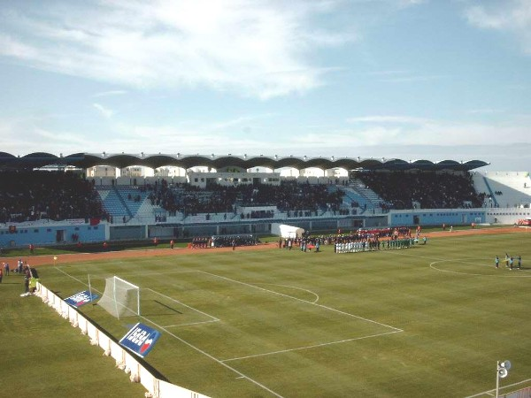 Stade Mustapha Ben Jannet, Monastir