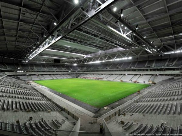 Grand Stade Lille Mtropole, Villeneuve d'Ascq