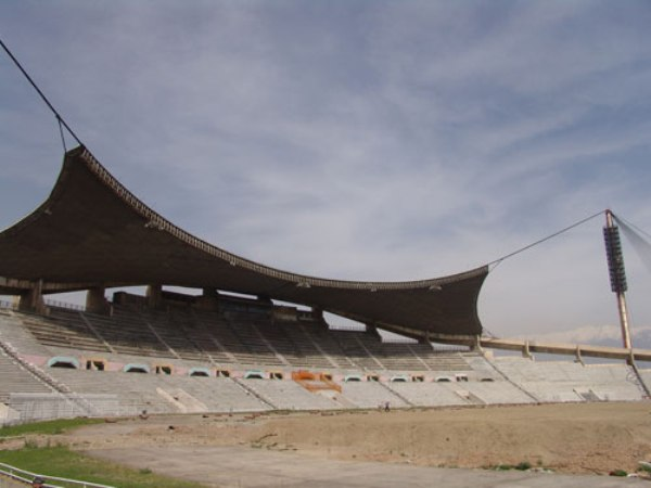 Takhti Stadium, Tehrn (Teheran)