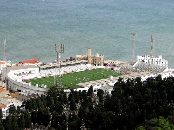 Stade Omar Hamadi de Bologhine, al-Jazir (Algiers)