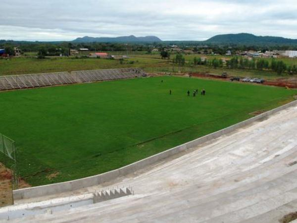 Estadio Municipal de Carapegu, Carapegu