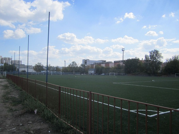Stadionul CS Real Succes, Chiinu