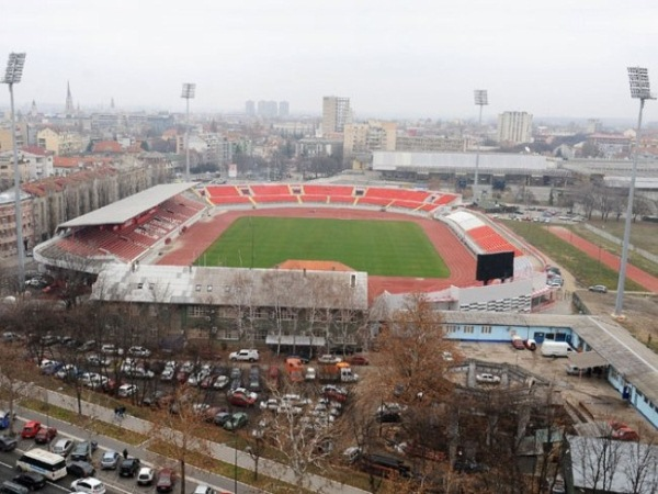 Stadion Karaore, Novi Sad