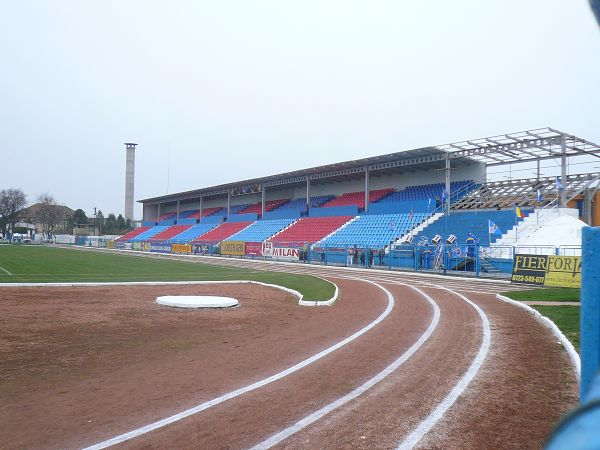 Stadionul Marin Anastasovici, Giurgiu