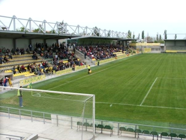 Stadionul Concordia, Chiajna
