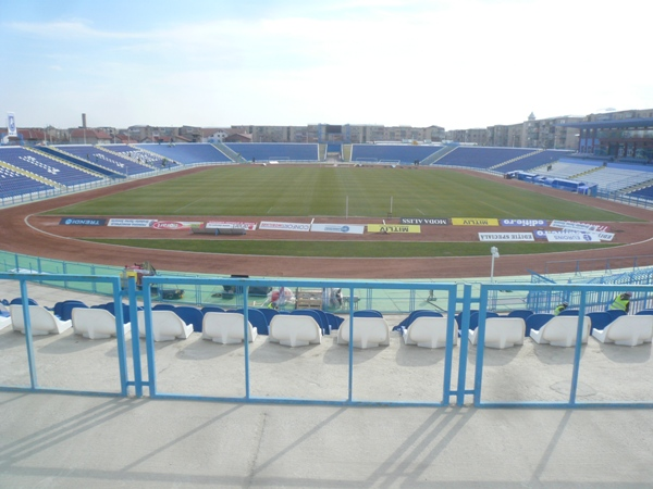 Stadionul Municipal, Drobeta-Turnu Severin