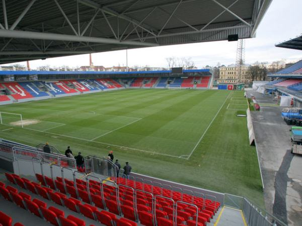 Doosan Arena, Plze