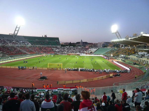 Pusks Ferenc Stadion, Budapest