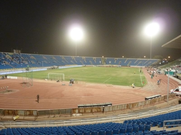 Prince Abdullah bin Abdul Aziz Stadium (King Abdullah Sport City), Buraydah (Buraidah)