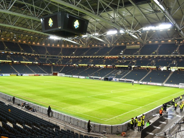 Friends Arena, Solna